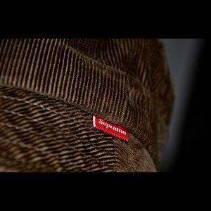 Supreme Corduroy Bucket Hat